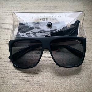 Desk Perkins x Quay OTL II Sunglasses